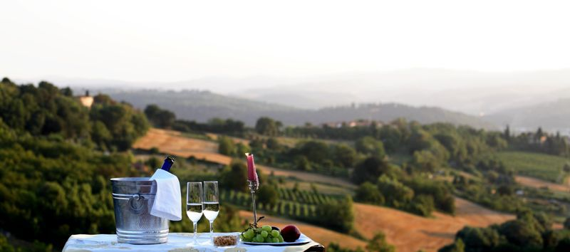 Automne dans le Chianti - Toscane 5